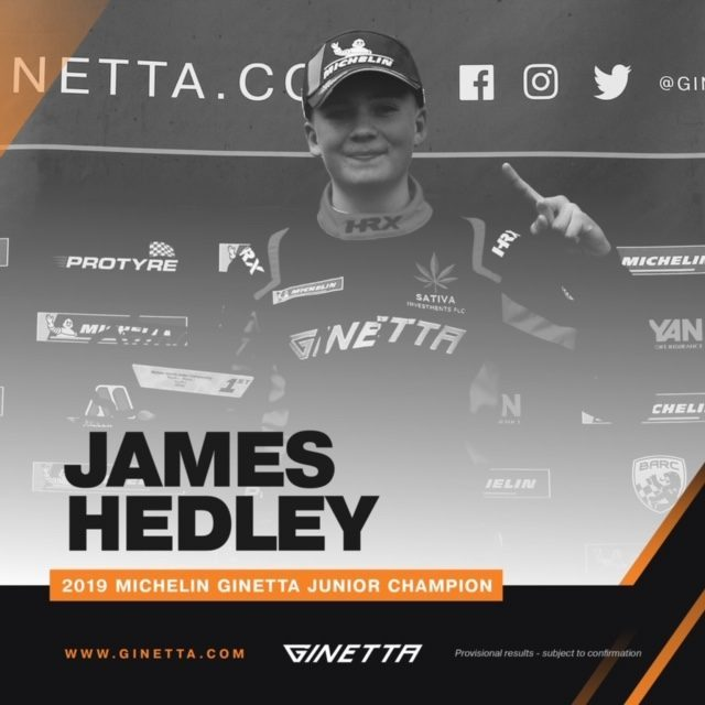 James Hedley Racing | JH Racing
